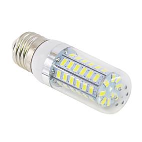 olcso SENCART-YWXLIGHT® 1db 15 W LED kukorica izzók 1500 lm E14 G9 E26 / E27 T 60 LED gyöngyök SMD 5730 Meleg fehér Hideg fehér 220 V 110 V / 1 db.