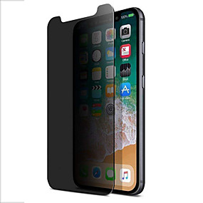 cheap iPhone 11 Pro Screen Protectors-ASLING Apple Screen Protector iPhone 6/7/8/X/XS/XR/XS MAX/iPhone 11 / iPhone 11 Pro / iPhone 11 Pro Max 9H Hardness Screen Protector Privacy Tempered Glass
