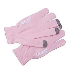 お買い得  オートバイ用手袋-フルフィンガー 女性用 オートバイグローブ 繊維 高通気性 / 保温 / ノンスリップ