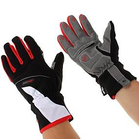 povoljno Motociklističke rukavice-Cijeli prst Sve Moto rukavice Spandex Lycra / silika gel Prozračnost / Protective / Ne skliznuti
