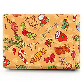 """povoljno MacBook Pro 15"""" maske-macbook case ulje na platnu crtani / božićni pvc za zrak pro retina 11 12 13 15 poklopac laptopa za MacBook novi pro 13,3 15 inčni sa dodirnom trakom"""