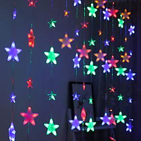 ieftine Fâșii Becurie LED-4m Fâșii de Iluminat 272 LED-uri 1set Multicolor Decorativ 220-240 V