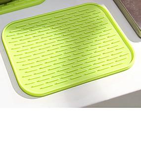 رخيصةأون بدائل-بلاستيك وعاء حامل وفرن ميت العزل الحراري أدوات أدوات المطبخ لأواني الطبخ 1PC