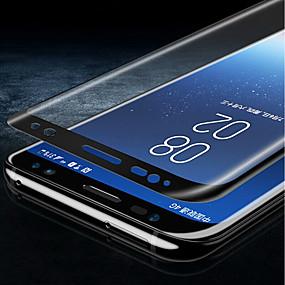 Недорогие Чехлы и кейсы для Galaxy S-Samsung GalaxyScreen ProtectorS9 HD Защитная пленка для экрана 1 ед. Закаленное стекло