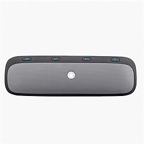 Недорогие Автоэлектроника-tz900 bluetooth автомобильный комплект hands-free солнцезащитный козырек Bluetooth телефон голосовое сообщение беспроводная навигация mp3 музыкальный проигрыватель динамики