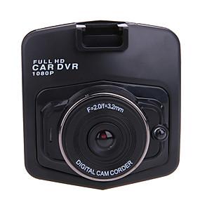 voordelige Auto DVR's-m001 hd 1280 x 720 / 1080p auto dvr camera 120 graden groothoek 2.4 inch lcd dash cam met nachtzicht / g-sensor / beweging / wdr