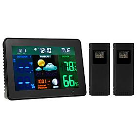 رخيصةأون آلات الحرارة-OEM TS-71 Smart مقياس الحرارة الحياة المنزلية, قياس درجة الحرارة والرطوبة