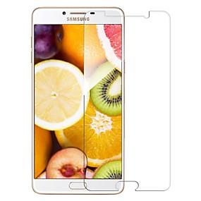 olcso Samsung képernyővédők-Samsung GalaxyScreen ProtectorC5 9H erősség Kijelzővédő fólia 1 db Edzett üveg