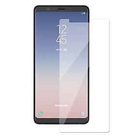 Недорогие Чехлы и кейсы для Galaxy A-Samsung GalaxyScreen ProtectorA9 Star Уровень защиты 9H Защитная пленка для экрана 1 ед. Закаленное стекло