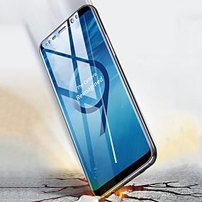 Недорогие Чехлы и кейсы для Galaxy S-Samsung GalaxyScreen ProtectorS8 Plus HD Защитная пленка для экрана 1 ед. Закаленное стекло