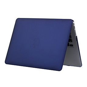 "povoljno MacBook Pro 13"" maske-MacBook Slučaj Jednobojni PVC za MacBook Pro 13"" / MacBook Pro 15"" s Retina zasonom / New MacBook Air 13"" 2018"