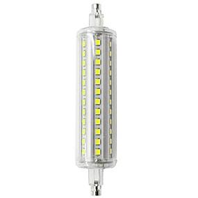 olcso LED fénycsövek-sencart 1db 10 w 800 lm r7s csővilágítás 118mm 72 led led 2835 dekoratív meleg fehér / hideg fehér 85-265 v