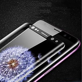 Недорогие Чехлы и кейсы для Galaxy S-Samsung GalaxyScreen ProtectorS8 HD Защитная пленка для экрана 1 ед. Закаленное стекло