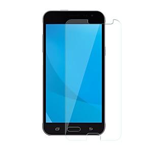 Недорогие Защитные пленки для Samsung-Samsung GalaxyScreen ProtectorJ3 (2016) Уровень защиты 9H Защитная пленка для экрана 1 ед. Закаленное стекло