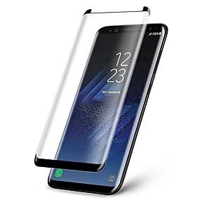 ieftine Galaxy S Protectoare de ecran-Samsung GalaxyScreen ProtectorS8 Plus High Definition (HD) Ecran Protecție Față 1 piesă Sticlă securizată