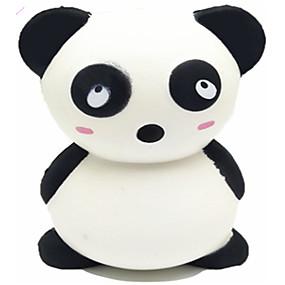olcso Akciófigurák és modellek-Állatok cselekvési számok átalakítható Stressz és szorongás oldására Enyhíti ADD, ADHD, a szorongás, az autizmus Kreatív Panda Poron Tinédzser Felnőttek Összes Játékok Ajándék