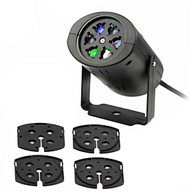 olcso Színpadi LED fények-JIAWEN 240 lm LED gyöngyök Könnyű beszerelni LED reflektorok Több színű 85-265 V / 1 db. / RoHs / CE / CCC