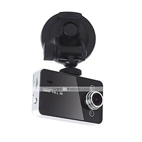 Недорогие Видеорегистраторы для авто-k6000 1080p / full hd 1920 x 1080 автомобильный видеорегистратор с широким углом обзора 120 градусов 2,7-дюймовый видеорегистратор с автомобильным видеорегистратором HDR