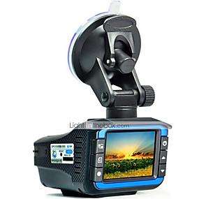 voordelige Auto DVR's-VGR-33 720p 1080p Auto DVR 120 graden / 140 graden Wijde hoek 12MP CMOS 2 inch(es) Dash Cam met Bewegingsdetectie Autorecorder / 2.0