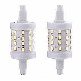 olcso LED fénycsövek-SENCART 1db 5 W Fénycsövek 800 lm R7S 36 LED gyöngyök SMD 2835 Dekoratív Meleg fehér Hideg fehér 85-265 V