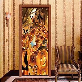 رخيصةأون ملصقات ديكور-لواصق حائط مزخرفة - لواصق حائط الطائرة أشكال / عطلة غرفة الجلوس / غرفة النوم