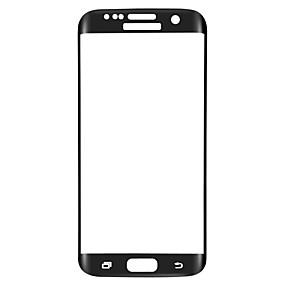 Недорогие Чехлы и кейсы для Galaxy S-Samsung GalaxyScreen ProtectorS7 edge HD Защитная пленка для экрана 1 ед. Закаленное стекло