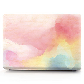 "povoljno MacBook Pro 13"" maske-MacBook Slučaj Uljane slike PVC za MacBook Pro 13"" / MacBook Air 13"" / New MacBook Air 13"" 2018"