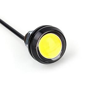 Недорогие Всё для авто и мотоциклов-автомобиль светодиодный 18 мм водонепроницаемый орлиный глаз 12 В - 1 шт.