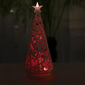 povoljno LED noćna rasvjeta-1pc LED noćno svjetlo Kreativan / Ukras 5 V