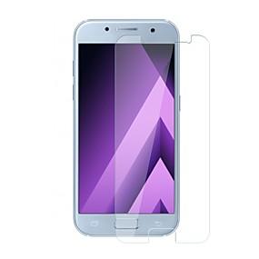 Недорогие Чехлы и кейсы для Galaxy A-Samsung GalaxyScreen ProtectorA3 (2017) Уровень защиты 9H Защитная пленка для экрана 1 ед. Закаленное стекло