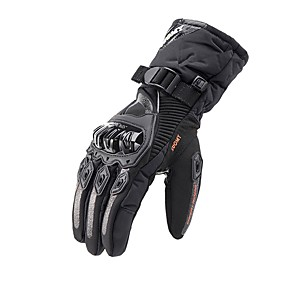 tanie Rękawiczki motocyklowe-Pełny palec Unisex Rękawice motocyklowe Mikrowłókno / Bawełna Wodoodporny / Oddychający / Wodoodporność