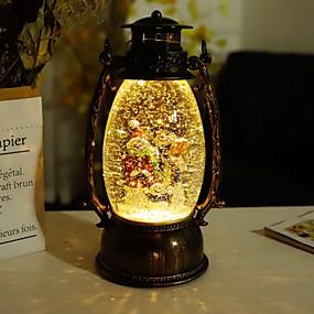 זול נורות לילה לד-1pc מנורת לילה לבן חם לילדים / יצירתי <5 V
