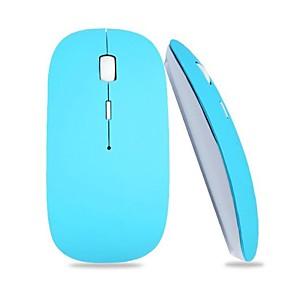 olcso Egér & Billentyűzetek-LITBest V1 Vezeték nélküli 2.4G Optikai Gaming Mouse LED fény 1600 dpi 2 állítható DPI szint 3 pcs Kulcsok 2 programozható gomb