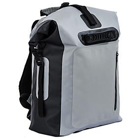 olcso Száraz táskák és dobozok-Yocolor 35 L Vízálló hátizsák Floating Roll Top Sack Keeps Gear Dry mert Szörfözés Vízi sportok