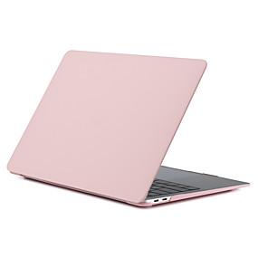 """povoljno MacBook Pro 13"""" maske-MacBook Slučaj Jednobojni plastika za MacBook Pro 13-inch cu ecran Retina / MacBook Air 13"""" / New MacBook Pro 13"""""""