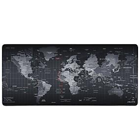 رخيصةأون بادة ماوس الكمبيوتر-LITBest منصة الألعاب / لوحة الماوس الأساسية 30*60*2 cm مطاط Square