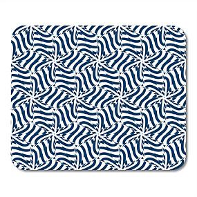 olcso Egér & Billentyűzetek-LITBest Gaming pad / Basic egérpad 22 cm Gumi Square