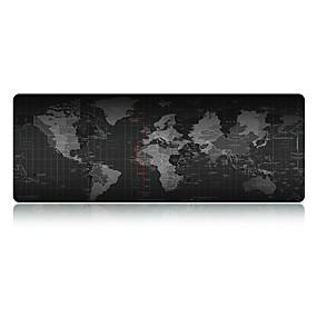 رخيصةأون بادة ماوس الكمبيوتر-LITBest منصة الألعاب / لوحة الماوس الأساسية 30*80*2 cm مطاط Square