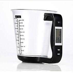 Χαμηλού Κόστους Κουζίνα και τραπεζαρία-Εργαλεία Μέτρησης ABS + PC Μετρητής Εργαλείο μέτρησης Καθημερινή Χρήση 1pc