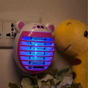 povoljno LED noćna rasvjeta-BRELONG® LED noćno svjetlo Crtani film / Bežično / EU Váltakozó áram 1pc