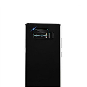 Недорогие Чехлы и кейсы для Galaxy Note-Samsung GalaxyScreen ProtectorNote 8 HD Протектор объектива камеры 1 ед. Закаленное стекло