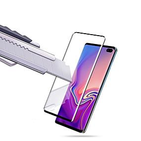 رخيصةأون واقيات شاشات سامسونج-حامي الشاشة إلى Samsung Galaxy Galaxy S10 / Galaxy S10 Plus / Galaxy S10 E زجاج مقسي 1 قطعة حامي شاشة أمامي (HD) دقة عالية / انفجار برهان / مقاومة الحك
