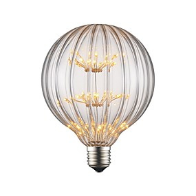 ieftine Lămpi Cu Filament LED-1 buc 3 W Bec Filet LED 190-290 lm E26 / E27 45 LED-uri de margele 220 V