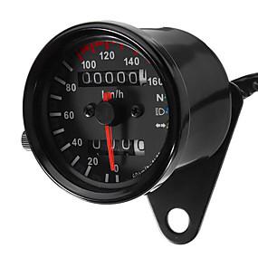 Недорогие Запчасти для мотоциклов и квадроциклов-Мотоцикл Спидометр для Мотоциклы измерительный прибор тахометр