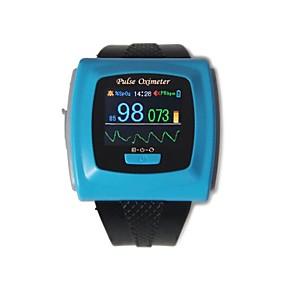 olcso Vérnyomás-CONTEC Pulzoximéter CMS50F mert Napi Pulzoximéter