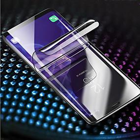 Недорогие Чехлы и кейсы для Galaxy S-Samsung GalaxyScreen ProtectorS9 HD Защитная пленка для экрана 1 ед. TPG Hydrogel