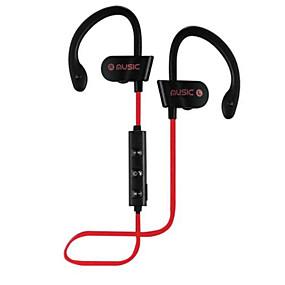 رخيصةأون سماعات الرياضة-LITBest RT558 سماعة رأس حول الرقبة لاسلكي EARBUD بلوتوث 4.2 ستيريو مع ميكريفون