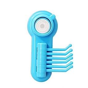 رخيصةأون أدوات الحمام-الحمولة المنزلية قوية فراغ شفط كأس السنانير منشفة قوية لاصقة الثقيلة جدار السنانير