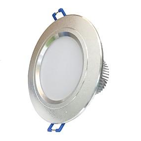 olcso Beépíthető-YouOKLight 1set 5 W 400 lm 10 LED gyöngyök Süllyesztett kapcsolók LED mélysugárzók Meleg fehér 85-265 V Otthon / iroda / RoHs / FCC
