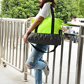 olcso Utazás-Utazótáska / Poggyászrendező utazáshoz / Kézitáska Nagy kapacitás / Fitness, futás és jóga / Mekano Poggyász / Ruhák Műanyag Jóga / Hétköznapi / Utazás / Tartós